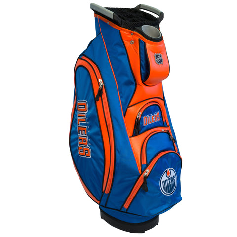 Edmonton Oilers Golf Bag - Victory Cart Bag
