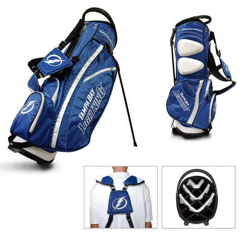 Tampa Bay Lightning Golf Stand Bag