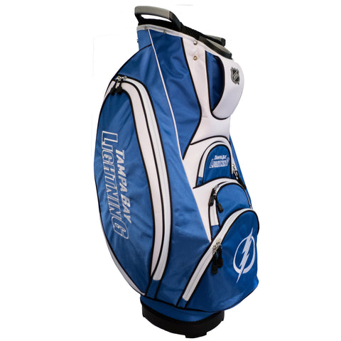 Tampa Bay Lightning Golf Bag - Victory Cart Bag
