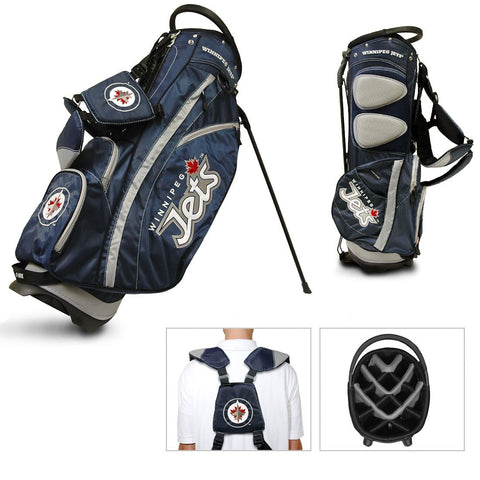Winnipeg Jets Golf Stand Bag
