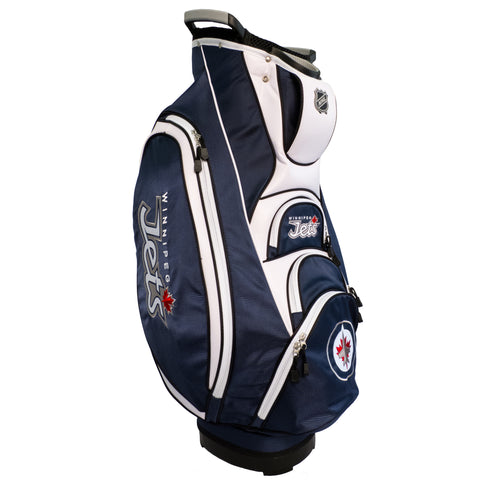 Winnipeg Jets Golf Bag - Victory Golf Bag