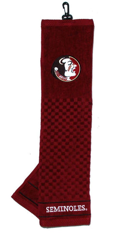 "Florida State Seminoles 16""x22"" Embroidered Golf Towel"