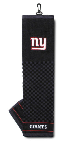"New York Giants 16""x22"" Embroidered Golf Towel"