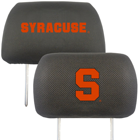 Syracuse Orange Headrest Covers