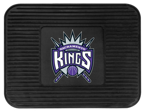 Sacramento Kings Car Mat Heavy Duty Vinyl Rear Seat