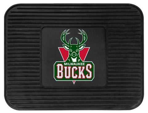 Milwaukee Bucks Heavy Duty Vinyl Rear Car Mat