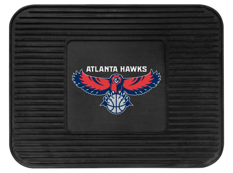 Atlanta Hawks Heavy Duty Vinyl Rear Car Mat