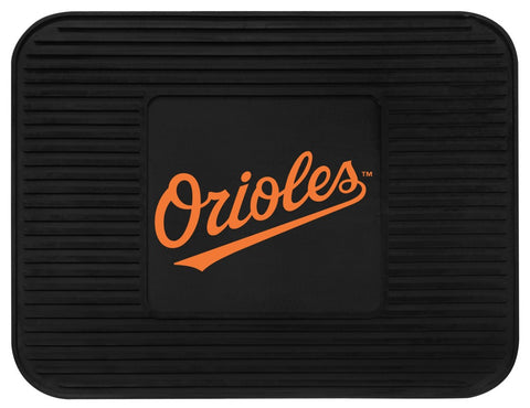 Baltimore Orioles Heavy Duty Vinyl Rear Car Mat