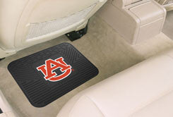 Auburn Tigers Heavy Duty Vinyl Rear Car Mat