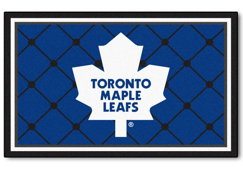 Toronto Maple Leafs Area Rug - 4'x6'