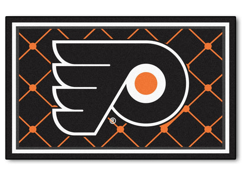 Philadelphia Flyers Area Rug - 4'x6'