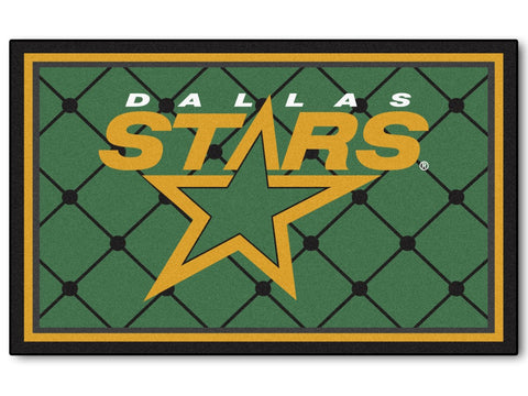 Dallas Stars Area Rug - 4'x6'