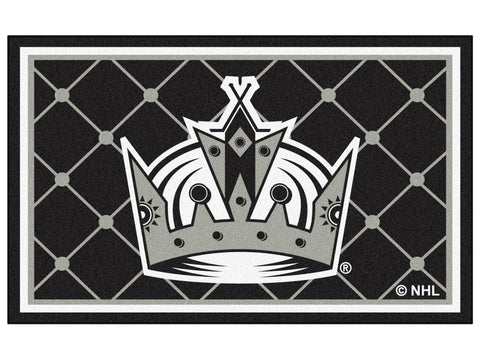 Los Angeles Kings Area Rug - 5x8