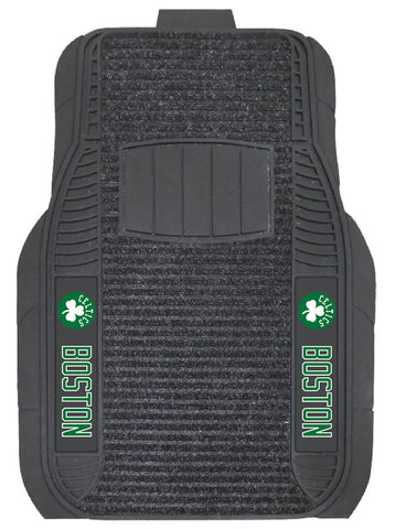 Boston Celtics Deluxe Car Mats Set