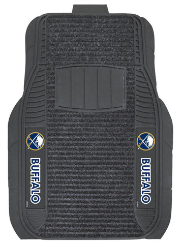 Buffalo Sabres Deluxe Car Mats Set