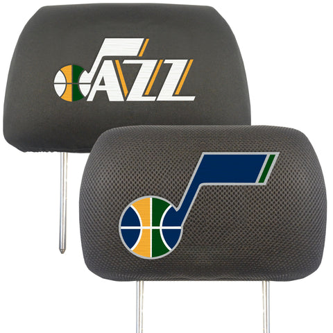Utah Jazz Headrest Covers