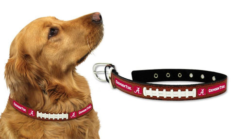 Alabama Crimson Tide Dog Collar - Large