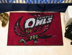 Temple Owls Starter Style Rug