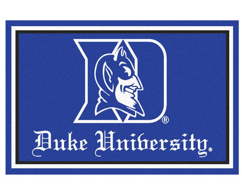 Duke Blue Devils Area rug - 4'x6'
