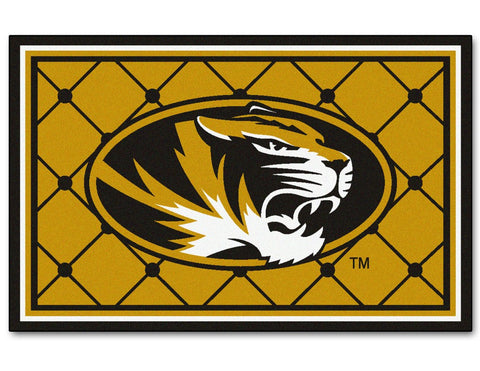 Missouri Tigers Area rug - 4'x6'