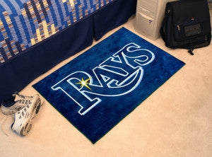 Tampa Bay Rays Starter Style Rug