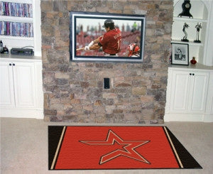 Houston Astros Area Rug - 4'x6'