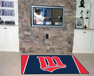 Minnesota Twins Area Rug - 5'x8'
