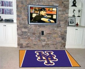 New York Mets Area Rug - 4'x6'