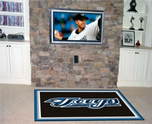 Toronto Blue Jays Area Rug - 5'x8'