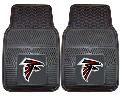Atlanta Falcons Heavy Duty 2 Piece Vinyl Car Mats