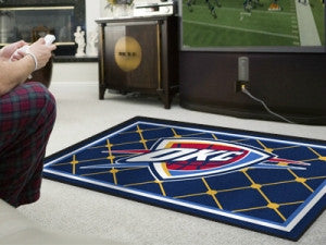 Oklahoma City Thunder Area Rug - 5'x8'