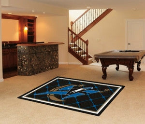 Washington Wizards Area Rug - 5'x8'
