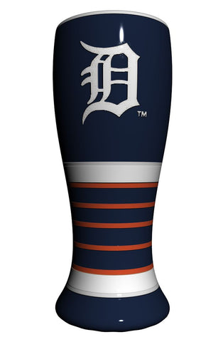 Detroit Tigers Artisan Pilsner Glass