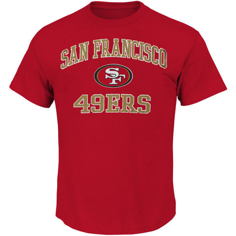 San Francisco 49ers Crimson Soul Shirt