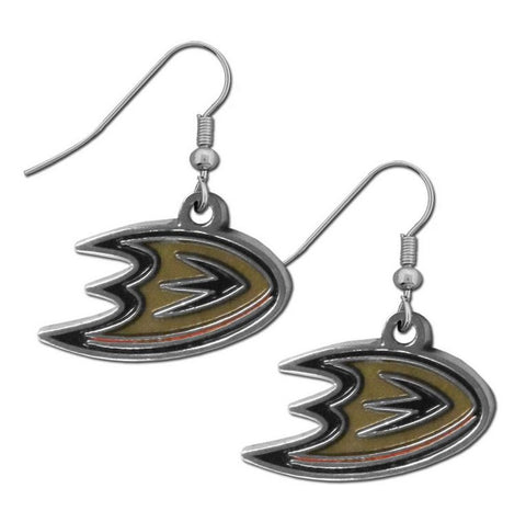Anaheim Ducks Dangle Earrings