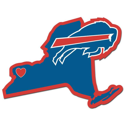 Buffalo Bills Home State Pride Decal