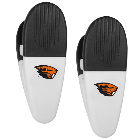 Oregon State Beavers Chip Clips 2 Pack