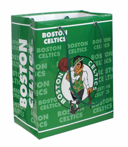 Boston Celtics Medium Gift Bag
