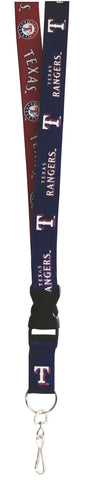 Tampa Bay Rays Lanyard - Two-Tone