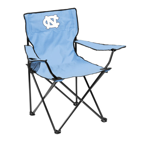 North Carolina Tar Heels Quad Chair - Logo Chair