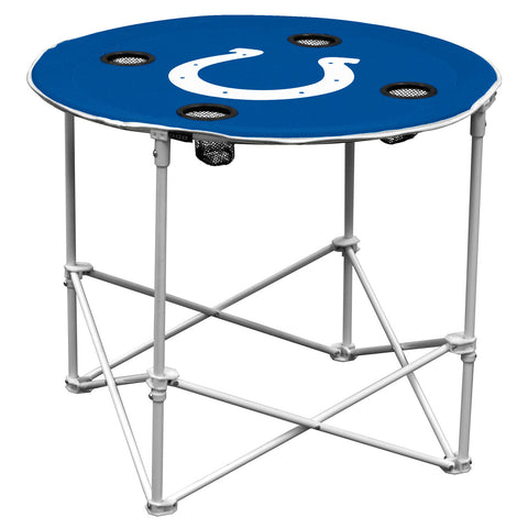 Indianapolis Colts Round Tailgate Table