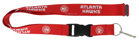 Atlanta Hawks Lanyard - Red