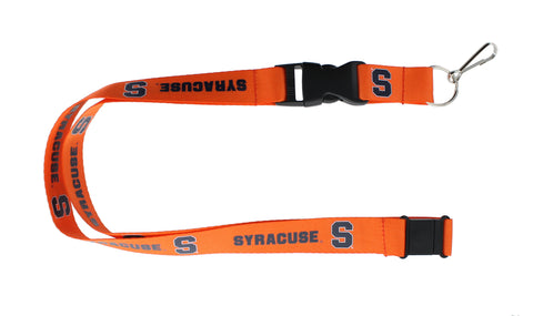 Syracuse Orange Lanyard - Orange