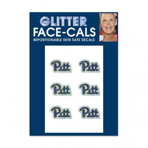 Pittsburgh Panthers Face Cals Tattoos