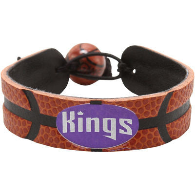 Sacramento Kings Classic Basketball Bracelet