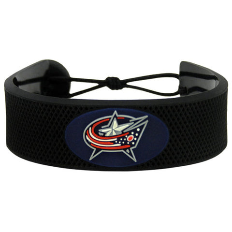 Columbus Blue Jackets NHL Classic Hockey Bracelet