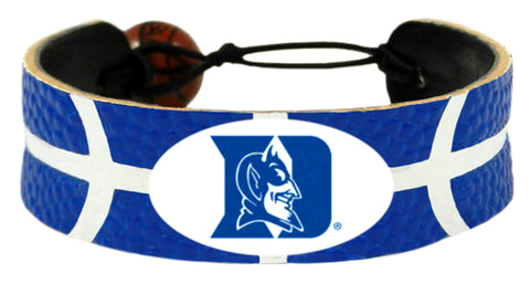 Duke Blue Devils Bracelet - Team Color Basketball