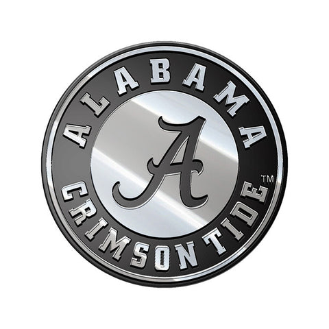 Alabama Crimson Tide Premium Metal Auto Emblem