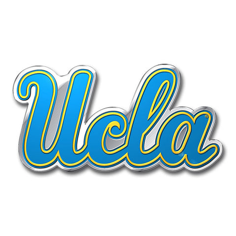 UCLA Bruins Color Auto Emblem