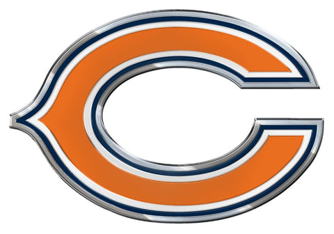 Chicago Bears Color Auto Emblem